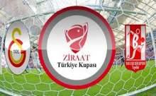 Galatasaray Balıkesirspor Maçı Sonucu Canlı Anlatım