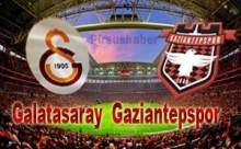 Galatasaray Gaziantepspor Maçı Sonucu Canlı Anlatım