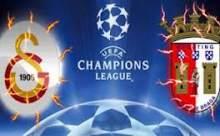 Galatasaray Braga Maçı Özet ve Golleri