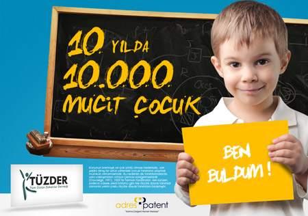 10 Yılda 10 Bin Mucit Çocuk Projesi Start Aldı