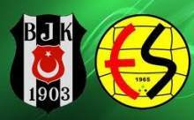 Beşiktaş Eskişehirspor Maçı Sonucu Canlı Anlatım