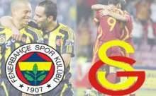 Galatasaray Fenerbahçe Maçı Sonucu Canlı Anlatım