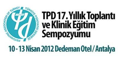 TPD 17.  Yıllık Toplantı ve Klinik Eğitim Sempozyumu