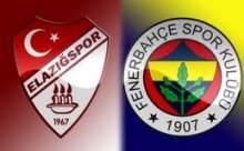 Fenerbahçe Elazığspor Maçı Ne Zaman Saat Kaçta?