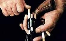 Sigara Zatürreye Sebebiyet Verebiliyor
