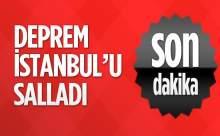 İstanbulda ki Depremin Şiddeti Kaç