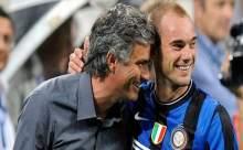 Jose Mourinho Sneijdere Göz Dikti
