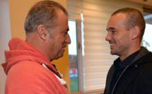 Wesley Sneijder İmza Töreni Saat Kaçta
