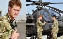 Taliban: Prens Harrynin Psikolojik Problemleri Var