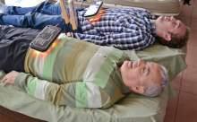 Termal masaj yataklarının hiçbir bilimsel değeri yok
