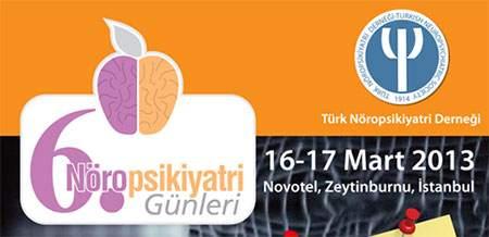 6. Nöropsikiyatri Günleri 16-17 Martta Yapılacak