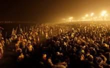 Hindistanda Tren istasyonunda izdiham: 36 ölü var