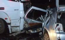 Elazığda kaza: 3 öğretmen öldü
