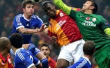 Galatasaray Schalke Maçının Sonucu: 1-1