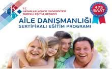 Aile Danışmanlığı Sertifika Eğitimi - 2013