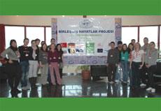 Nilüfüer de Birleşmiş Hayatlar projesi