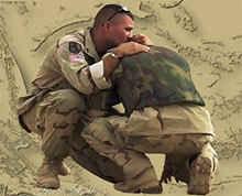 Eski ABD askerlerinde intihar salgını