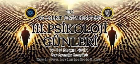 Beykent Üniversitesi III. Psikoloji Günleri Mayısta