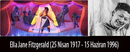 25 Nisan Ella Fitzgerald Doğum Günü