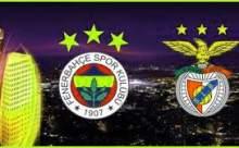 Fenerbahçe Benfica Maçı Hangi Kanalda Yayınlanacak?
