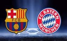 Barcelona Bayern Münih Maçının Golleri - VİDEO