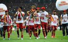 Galatasaray Süperligde Şampiyon Oldu