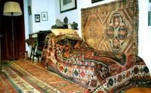 Freud'un Meşhur Kanepesi Onarım Bekliyor