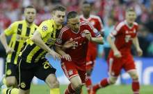 Bayern Münih Borussia Dortmund Maçının Golleri