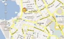 Kazlıçeşme Google Haritalar Yol Tarifi