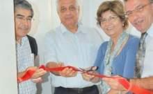 İzmir Üniversitesinde Psikoloji Laboratuvarı açıldı