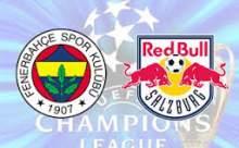 Salzburg Fenerbahçe Maçının Golleri ve Özeti