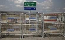 Silivri Cezaevi Yolları Eylemlerden Dolayı Kapatıldı