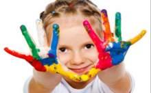 Otistik çocuklar için renk kodlu öğrenim