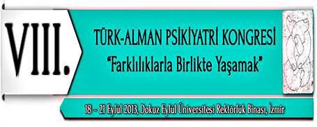 8. Türk-Alman Psikiyatri Kongresi Başlıyor