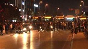 Toplu Taşıma İsyanı