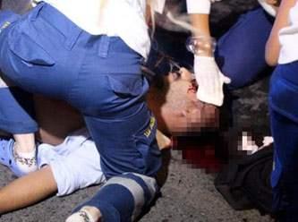 İstanbulda Silahlı Saldırı 1 Kişi Hayatını Kaybetti