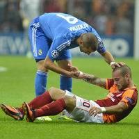 Cimbomda Sneijder Şoku!