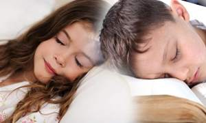 100 Çocuktan 18inin Uyumama Sorunu Var
