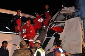 Elazığda Trafik Kazası: 2 Ölü, 35 Yaralı