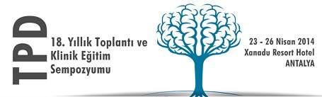 TPD 18. Yıllık Toplantı ve Klinik Eğitim Sempozyumu