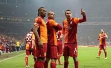 Galatasaray - Trabzon Maçının Sonucu: 2-1