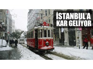 İstanbul'a Bu Hafta Kar Yağacak mı?