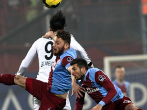 Trabzonspor Beşiktaş  Maçının Sonucu 1-1