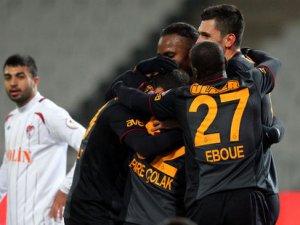 Galatasaray Elazığspor Maçının Sonucu 3-0