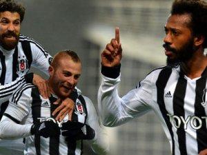 Beşiktaş Erciyesspor Maçının Sonucu 3-2