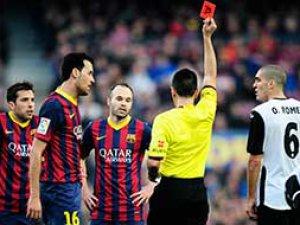Barcelona Valencia Maçının Golleri