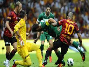Galatasaray Bursaspor Maçının Golleri - VİDEO