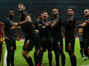 Galatasaray Eskişehir Maçının Sonucu: 3-0