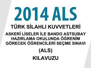 2014 ALS Başvuru Kılavuzu