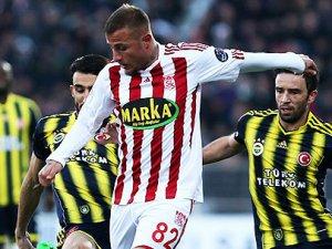 Sivasspor Fenerbahçe Maçının Golleri - VİDEO